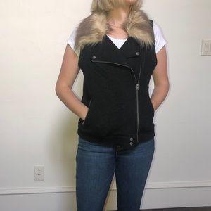 Black, Love Tree vest. Never worn!